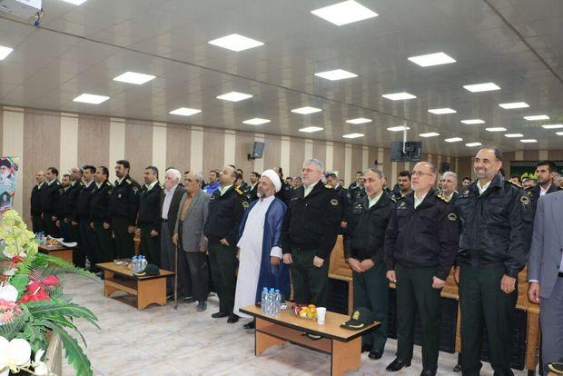 سه انتصاب در فرماندهی انتظامی ویژه شرق استان تهران
