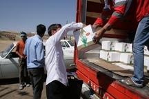 نیکوکارانی زنجانی 850 میلیون تومان به سیل زدگان کمک کردند