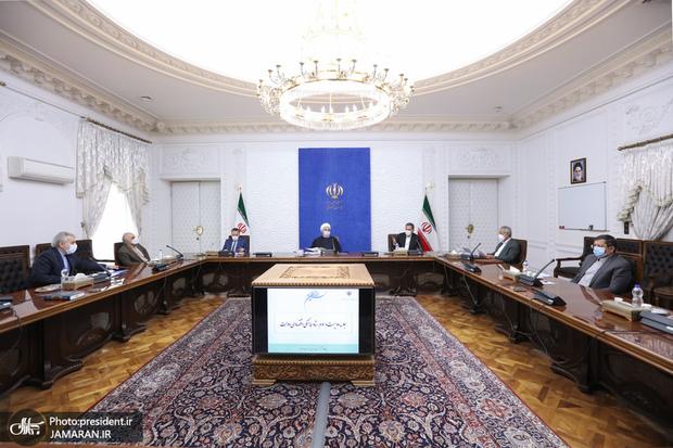 روحانی: هر وقفه ای در تصویب بودجه می تواند به معیشت و زندگی مردم آسیب وارد کند