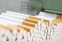 41 هزار نخ سیگار قاچاق در مراغه کشف شد