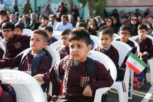 ۲۶۸۸۵۱ دانش آموزیزدی در کلاسهای  درس حاضر شدند