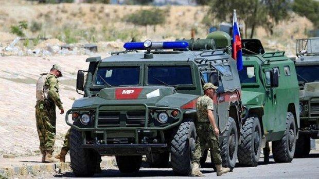 حمله ترکیه به یک پایگاه نظامی روسیه در شمال سوریه