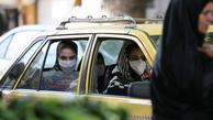 پرسه کرونا در تاکسی های درون شهری