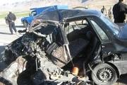سانحه رانندگی در گیلانغرب یک کشته و سه مصدوم بر جا گذاشت