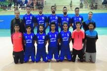تیم اروم آلیاژ ارومیه مقابل پارس آباد اردبیل شکست خورد