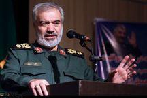 فدوی: ایران به قدرت بازدارندگی در برابر دشمنان دست یافته است
