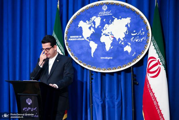 ایران حمله تروریستی به مرکز بورس کراچی را محکوم کرد