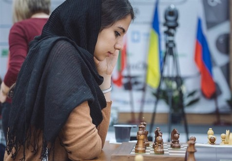 سومی خادم الشریعه در شطرنج برق آسای شارجه امارات