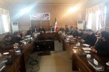 برگزاری سومین جلسه کار گروه پسماند شهرستان تاکستان