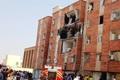 انفجار در مسکن مهر ماهشهر  + فیلم