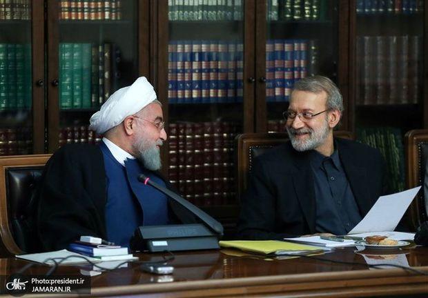 لاریجانی با یک ماموریت به دولت می رود