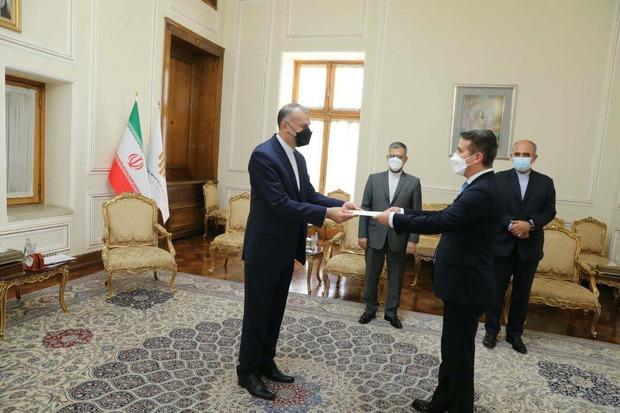سفیر جمهوری آذربایجان در ایران عوض شد