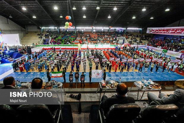 شرکت حدود دو هزار و 300 دانشآموز در مسابقات ورزشی قهرمانی در چهارمحال و بختیاری