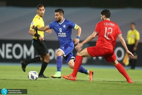 اعتراض استقلال به AFC بابت قضاوت داور اردنی
