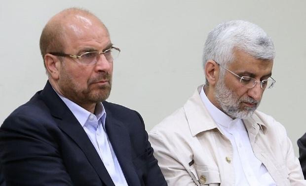 قالیباف راه سعید جلیلی را می رود؟/ مصادره دستاوردهای دیپلماسی دولت روحانی؟