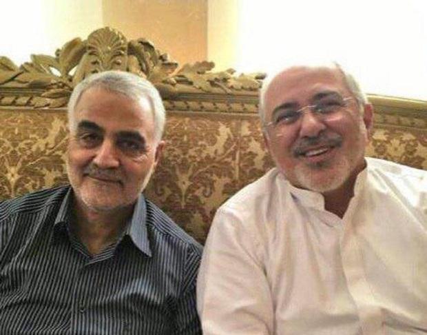 جزییاتی از فعالیت های گسترده وزارت خارجه و ظریف پس از ترور سردار سلیمانی
