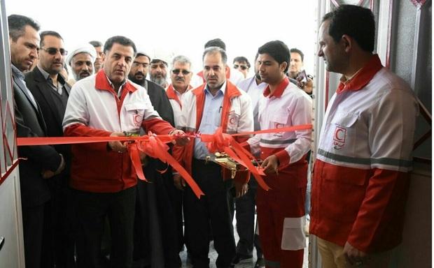 سه طرح عمرانی هلال احمر در شمال سیستان و بلوچستان افتتاح شد