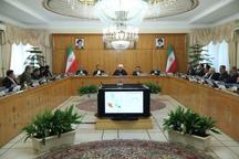 رئیسجمهور روحانی: استیضاح حق نمایندگان و فرصتی برای تبیین خدمات دولت است /امیدوارم این استیضاح باز هم با رأی اعتماد نمایندگان به وزرای مورد نظر همراه باشد