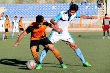 هفته پانزدهم رقابت های لیگ برتر فوتبال امید کشور برگزار شد