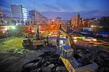 31 هزارمترمربع فضای کارگاههای عمرانی پایتخت آزاد شد