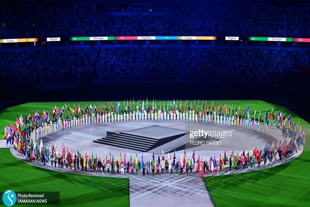 لیست اسامی نفرات اعزامی به بازی های المپیک 2020