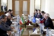 ظریف به مسئول سیاست خارجی اتحادیه اروپا نامه نوشت