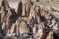 انجام مطالعات مرمتی برروی کرانهای روستای کندوان