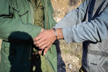 2 شکارچی کبک در شهرستان ابهر دستگیر شدند