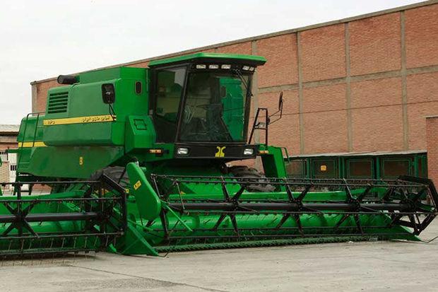 ۴۶۸ هزار دلار ماشینآلات کشاورزی از استان مرکزی صادر شد