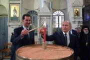 سوریه در پاسخ به ترکیه کلیسای ایاصوفیه را در اراضی اش می سازد