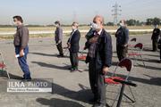 تجدید میثاق کارگران با آرمانهای امام خمینی (س) در نخستین روز از هفته کارگر/ محجوب: توجه به کارگران، گام برداشتن در مسیر بنیانگذار انقلاب است + تصاویر