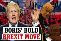 کودتای جانسون در انگلیس: خشم شهروندان و رسانه های اروپایی