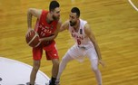 پیروزی بسکتبالیست های ایران برابر روسیه در انتخابی کاپ آسیا