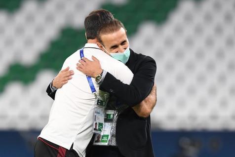 واکنش گل محمدی و کریم باقری به قهرمانی پرسپولیس در نیم فصل لیگ برتر +عکس