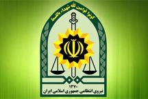 کلاهبردار دلیجانی در مشهد دستگیر شد