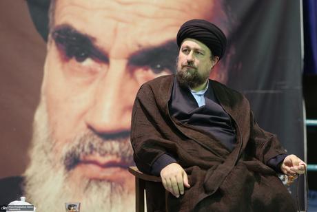 سید حسن خمینی: خیلی ها می خواستند از «جمهوریت» انتقام بگیرند/ آنها فراموش کردند که میراث بزرگ امام «جمهوری اسلامی» است/ با تأکیدی که رهبر معظم انقلاب روی «جمهوریت» کردند باید به هوش باشیم کسانی نباشند که به آن لطمه بزنند