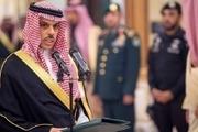 ادعای وزیر خارجه سعودی: پیامهای ما به ایران، عمومی بود