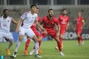 لیگ قهرمانان آسیا  آمار دیدار الوحده و پرسپولیس/ واکنش ها به نخستین شکست سرخ پوشان در آسیا