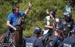 اقدام عجیب رئیس جمهور برزیل+ تصاویر