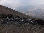 زبالهها در دل کوه دماوند دپو شدهاند +عکس