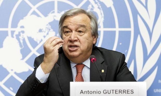 دبیرکل سازمان ملل: شهرکسازی در اراضی اشغالی فلسطینی نقض آشکار حقوق بین الملل است