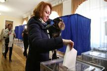 برگزاری انتخابات ریاست جمهوری اوکراین+تصاویر