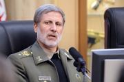 وزیر دفاع:«ناو سپر» هفته آینده به نیروی دریایی تحویل داده میشود