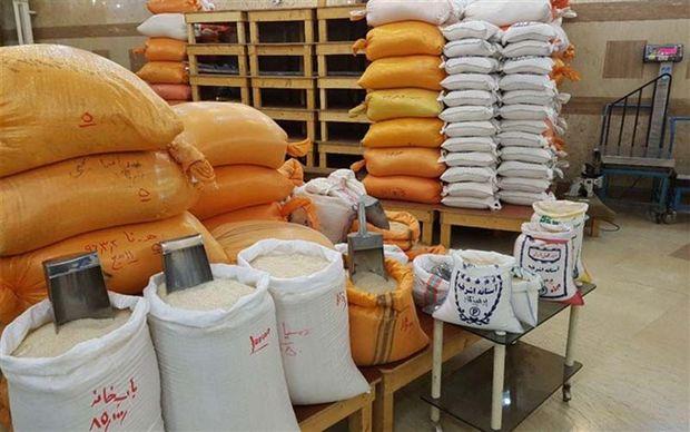 موافقت با ترخیص ۵۰۰ تن برنج وارداتی از گمرک خراسان شمالی