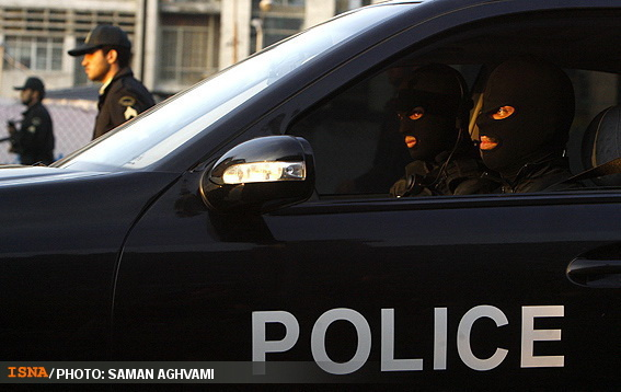 اطلاعیه فرماندهی انتظامی خوزستان در خصوص ربودن یک زن در حاشیه اهواز