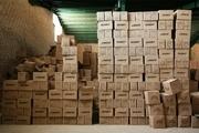 بیش از ۲۶ هزار کیلوگرم مواد خوراکی قاچاق در استان سمنان کشف شد