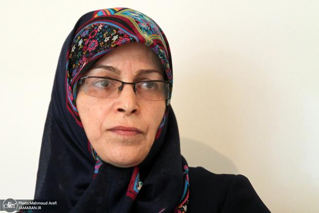 واکنش آذر منصوری به فیلم درگیری دختران نوجوان در پارک