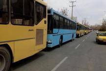 نرخ کرایه اتوبوس درون شهری در بروجرد 40 درصد افزایش یافت