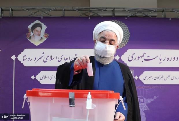 روحانی: همه جهان امروز به انتخابات ایران نگاه میکنند