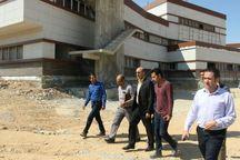 فرماندار: بیمارستان جدید نی ریز 75 درصد پیشرفت فیزیکی دارد